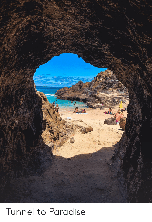 Paradise and Tunnel: Tunnel to Paradise