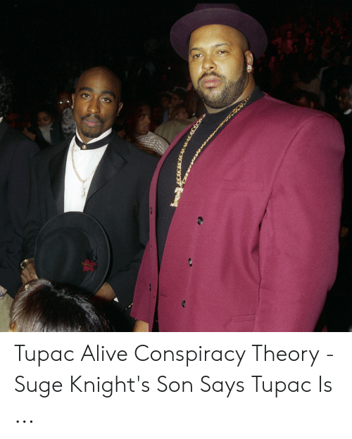 How Old Is Tupac Son