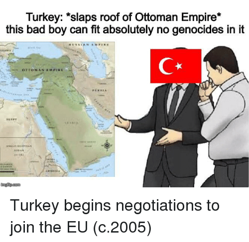 Turkey Slaps Roof Of Ottoman Empire This Bad Boy Can Fit