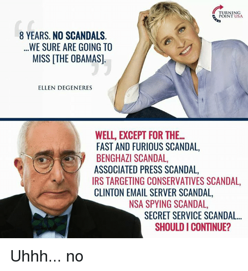 turning point usa 8 years no scandals we sure are 21840870 turning point usa 8 years no scandals we sure are going to miss the