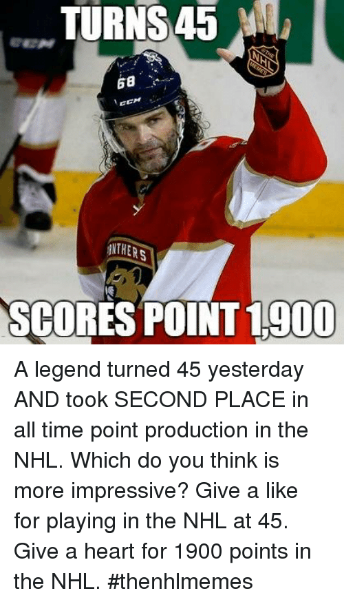 Turns 45 Inther Scores Point 1900 A Legend Turned 45 Yesterday And