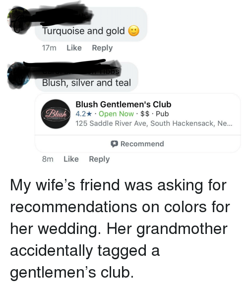 gold and silver strip club