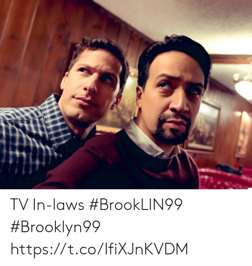 Memes, 🤖, and In Laws: TV In-laws #BrookLIN99 #Brooklyn99 https://t.co/IfiXJnKVDM