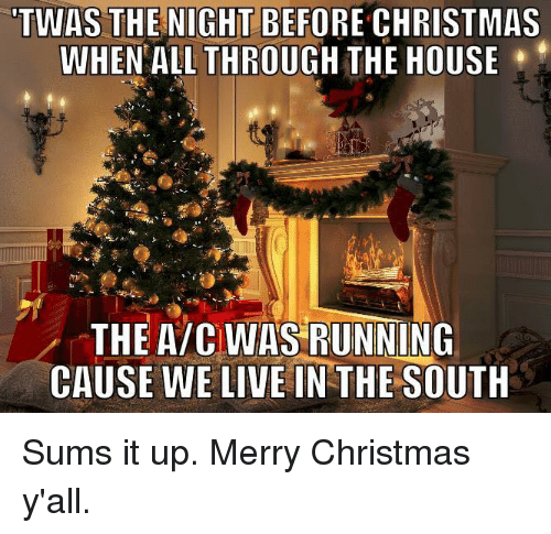 twas the night before christmas in texas book