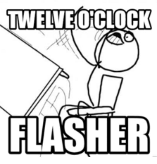 twelve of lock flasher 14735461 ✅ 25 best memes about bad time clock bad time clock memes