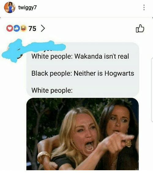 Wakanda Isnt Real