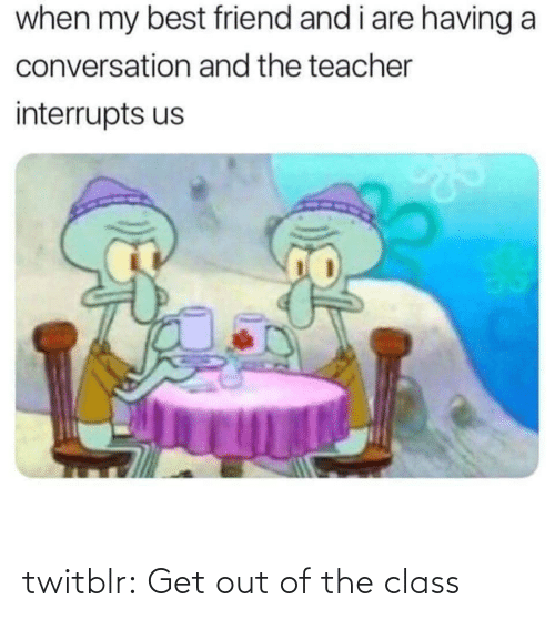 Target, Tumblr, and Blog: twitblr:  Get out of the class