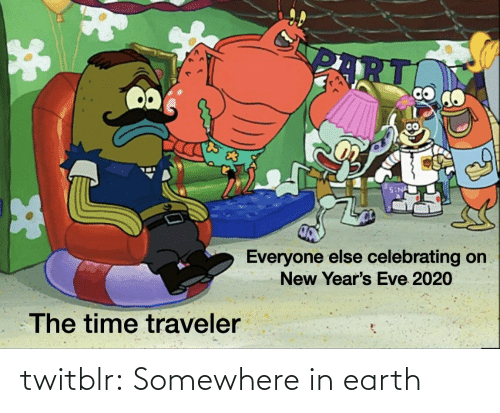Target, Tumblr, and Blog: twitblr:  Somewhere in earth