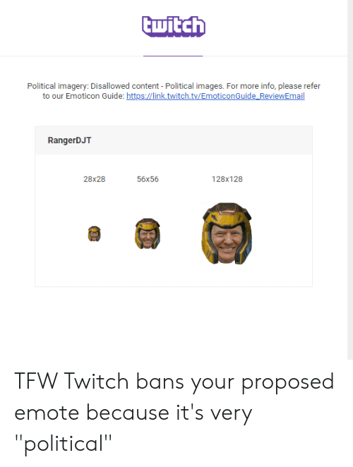 Twitch Al Imagery Disallowed to Our Emoticon Guide