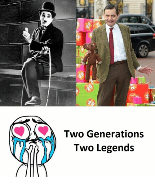 SIZZLE: Two Generations  Two Legends