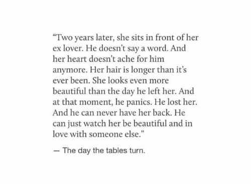 Beautiful Love And Lost Two Years Later She Sits In Front Of
