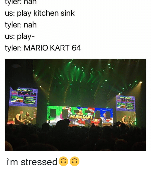 Kitchen Sink Play Definition