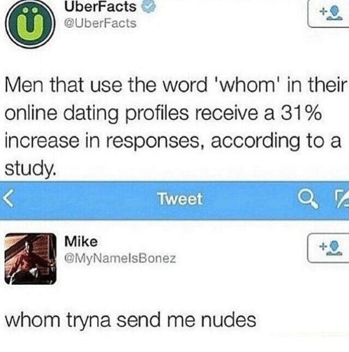dating online facts