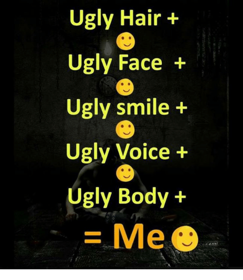 Funny Ugly And Hair Ugly Hair Ugly Face Ugly Smile Ugly Share Via Message