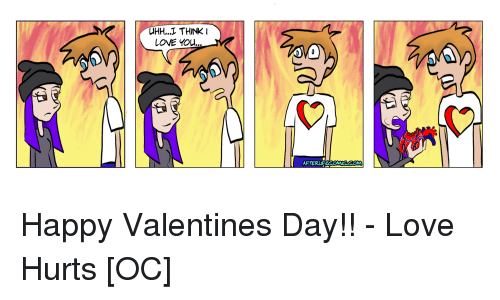 Love, Valentine's Day, and Happy: UHH.. THINK  LOVE YOu  AFTERLIFECOMICeoM