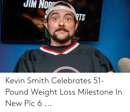 Uim No Rts Kevin Smith Celebrates 51 Pound Weight Loss Milestone In