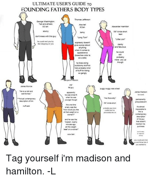 Ultimate users guide to founding fathers body types thomas memes poop and thomas jefferson ultimate users guide to founding fathers body types ccuart Image collections