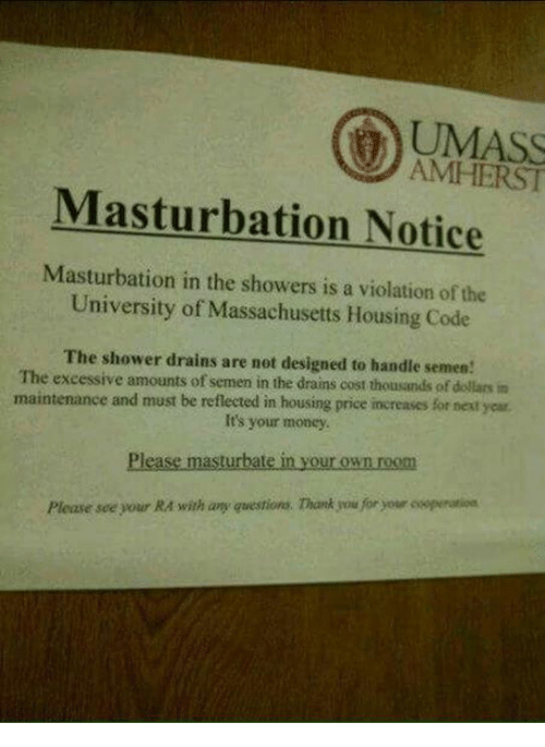 Massachusetts masturbation club