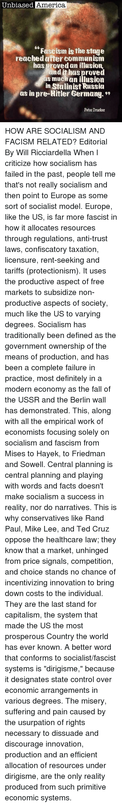 the cause of the downfall of socialismcommunism