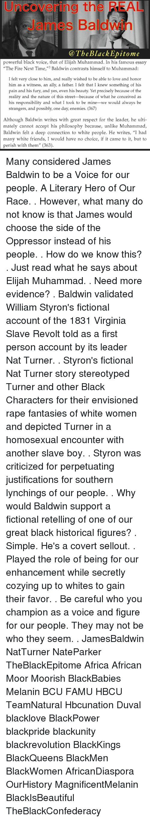 essay nat turner