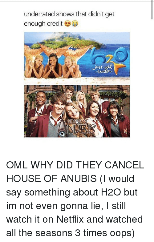 Underrated Shows That Didn't Get Enough Credit OML WHY DID