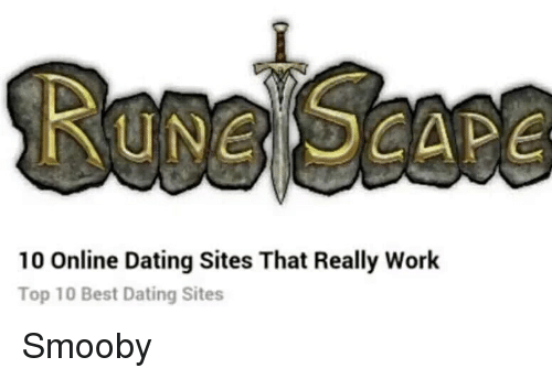 Which dating websites actually work
