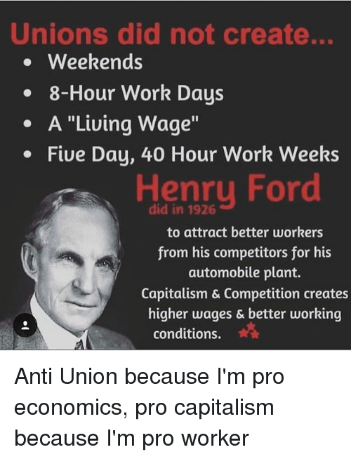pro anti union Not allowed on this thread, unless the article has sufficient pro/anti union bullshit.