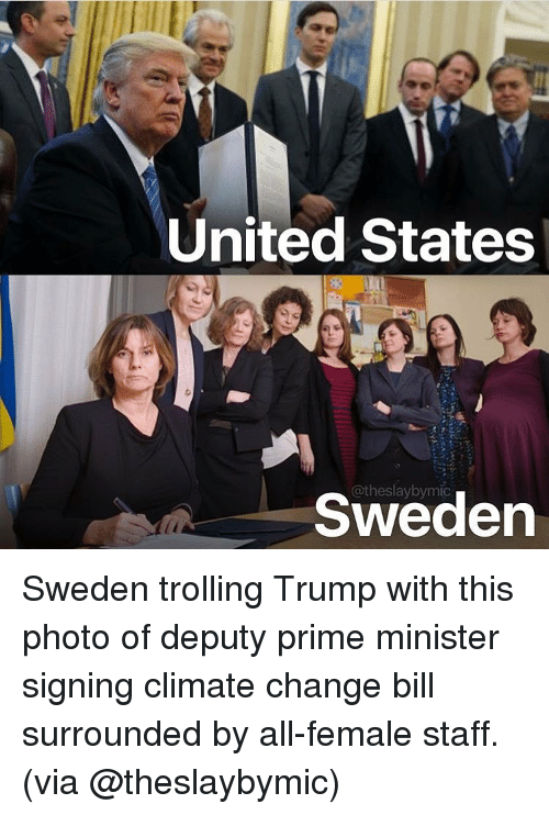 Image result for trump sweden memes