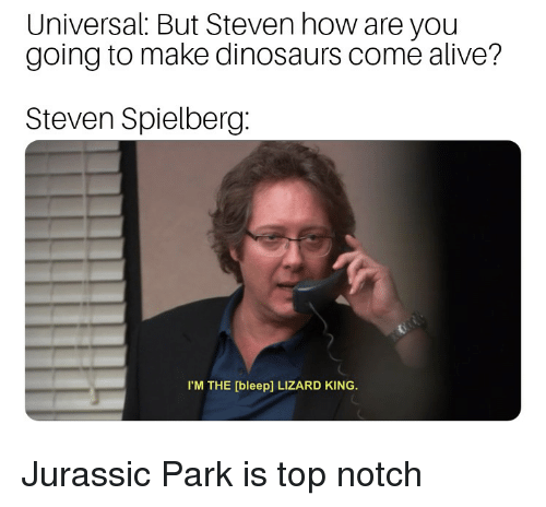 Universal but Steven How Are You Going to Make Dinosaurs