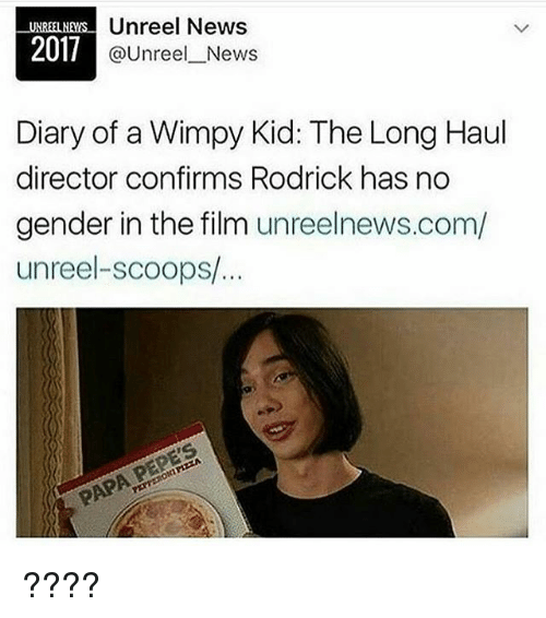 Diary Wimpy Actor 2017: Funny Wimpy Kid Memes Of 2017 On Me.me