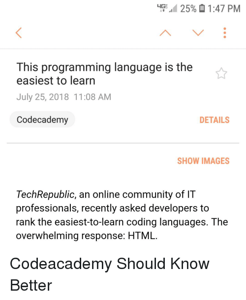 27aa2f5b6845f Upd 25% 147 PM This Programming Language Is the Easiest to Learn ...