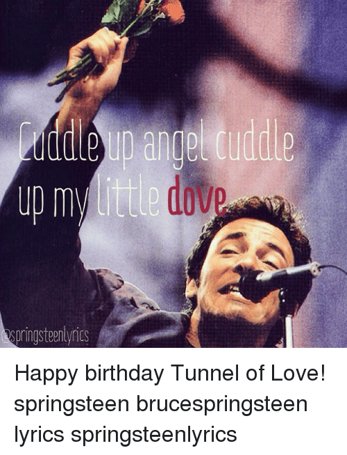 25 Best Memes About Bruce Springsteen Lyrics And Happy Birthday