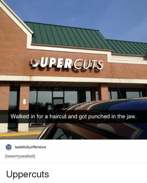 Uppercut Hair Cuts