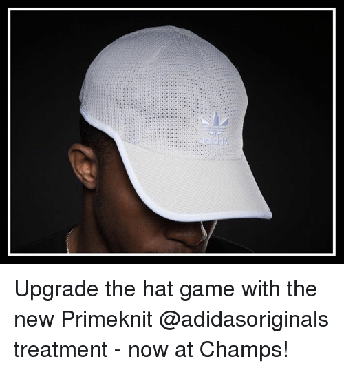 Upgrade the Hat Game With the New Primeknit Treatment - Now at ... 06e8cd655ea