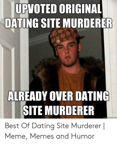 Dating site humor