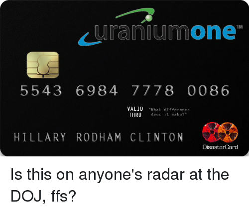 Uraniumone 5543 6984 7778 0086 VALID THRU Does It Make? D What