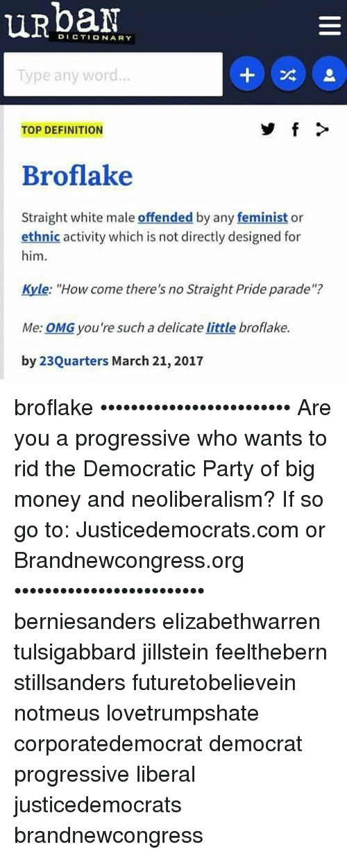 URbaN DICTIONARY Type Any Word TOP DEFINITION Broflake