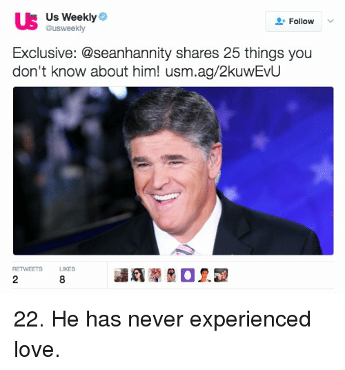 Never Experienced Love