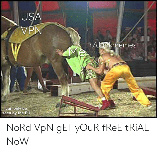 USA Can Only Be Seen by the EU NoRd VpN gET yOuR fReE tRiAL
