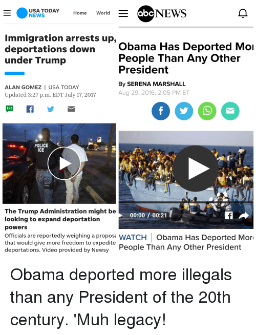 USA TODAY NEWS Home World Abc NEWS Immigration Arrests Up
