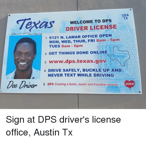 tarrant county drivers license address change