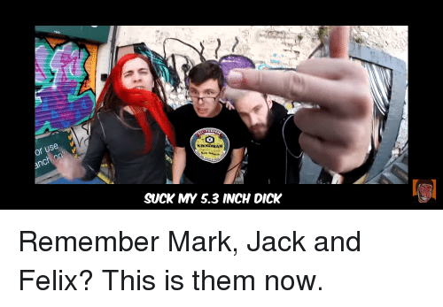 Dick Inch And Jack Use Kikkoman Or Soy Suck My 5 3 Inch Dick