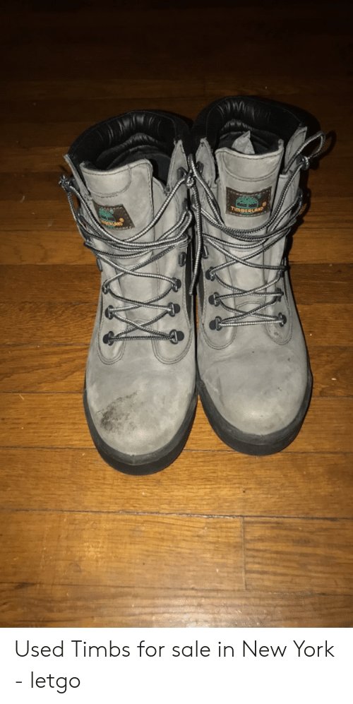 970ca0d7 Used Timbs for Sale in New York - Letgo | New York Meme on ME.ME