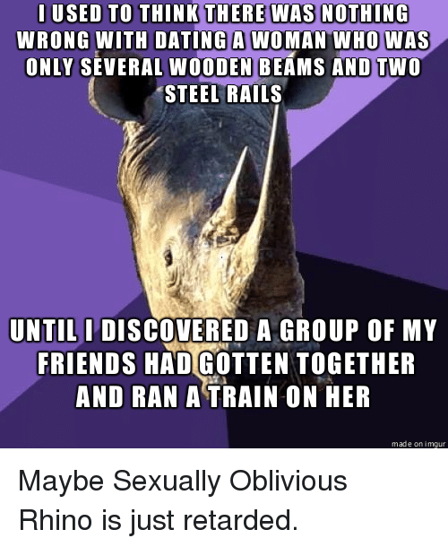 dating a retarded woman
