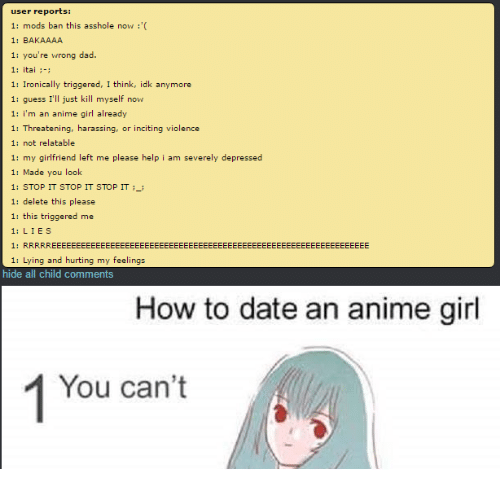 Dating a girl who is an asshole