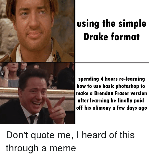 Using the Simple Drake Format Spending 4 Hours Re-Learning ...