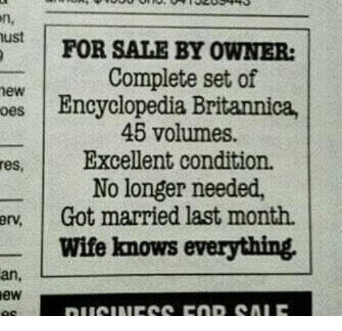 Papers for sale by owner