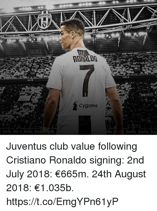 e5c8087964f UVENTUS Ri ROMALDD 1938 0 Cygamis Juventus Club Value Following ...