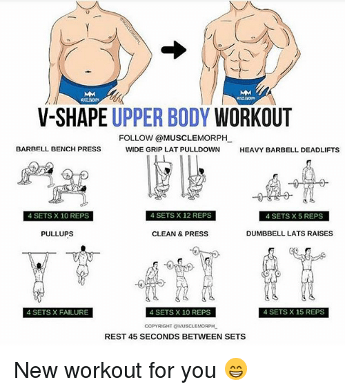 25+ Best Memes About Upper Body Workout | Upper Body Workout Memes