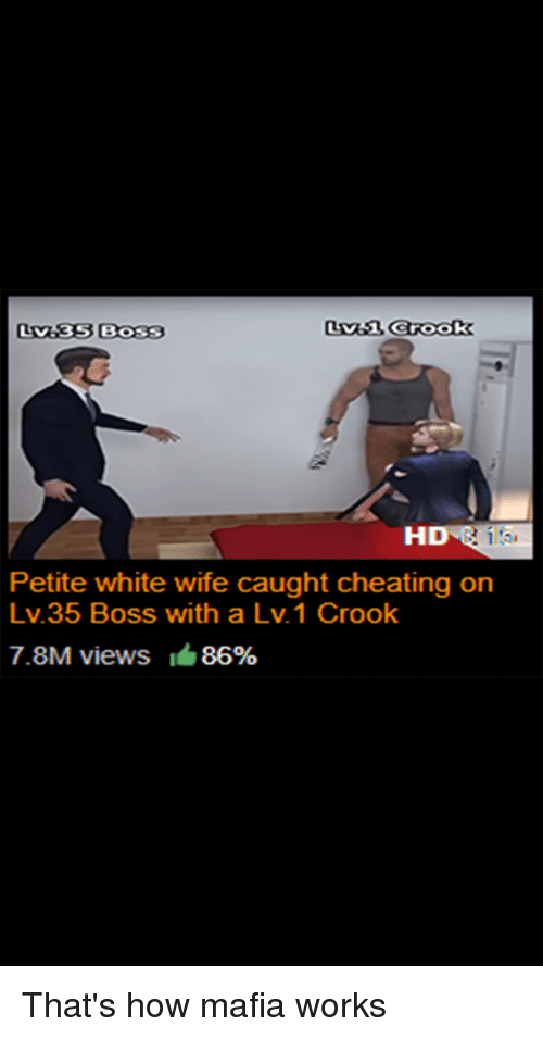 wife cheating with boss